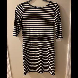 Saint James Propriano Nautical stripe UV dress